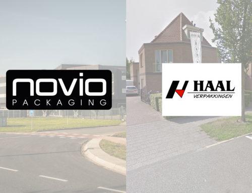 Novio Packaging Group B.V. to take over Haal Verpakkingen B.V.